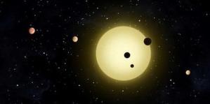 Ilustrasi : Planet Mirip Bumi